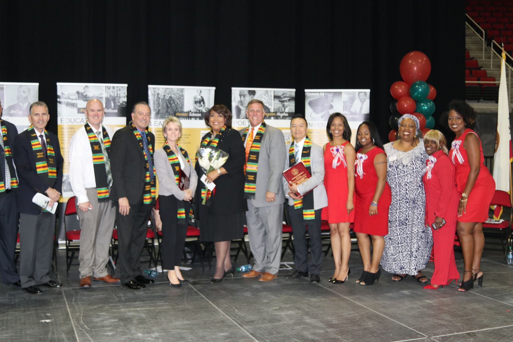 26th African American High School Ceremony Celebration