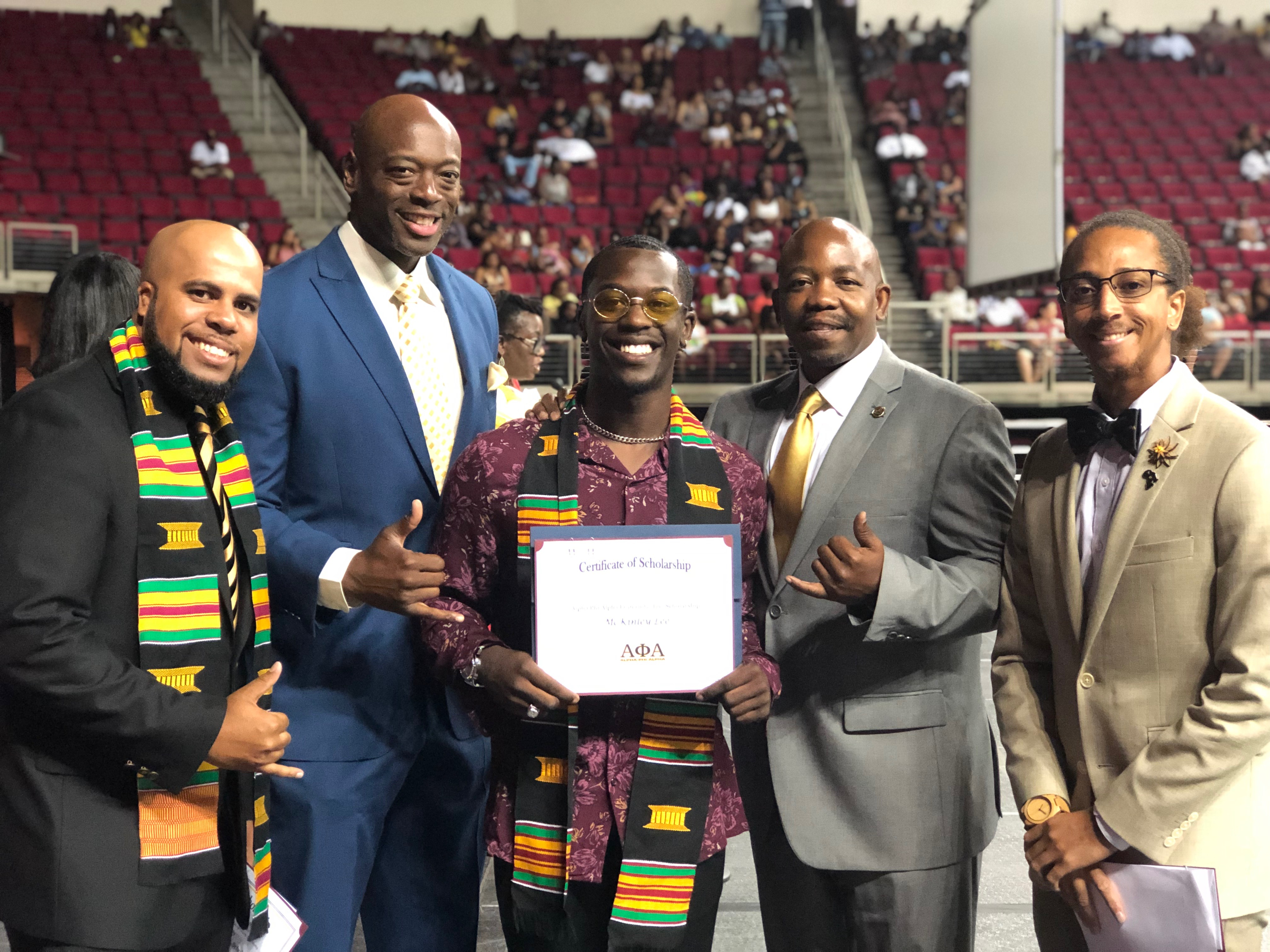27th African American High School Ceremony Celebration